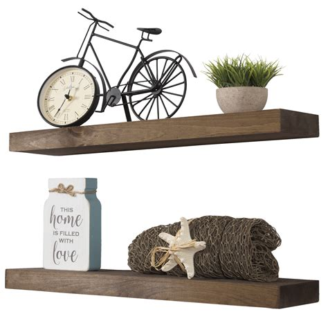 Buschwick 10 Wall Shelf and Decorative Shelf
