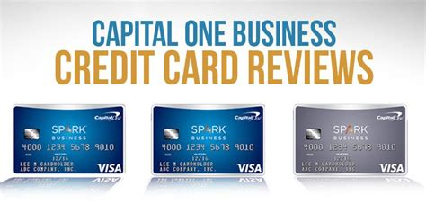 Business Credit Card Discover Capital One Credit Cards Bank And Loans Personal And