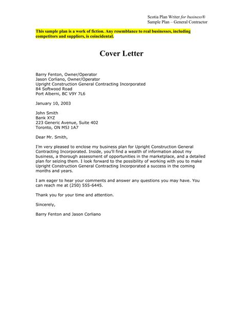cover letter business correspondence different types