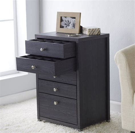 Busti 4 Drawer Accent Chests