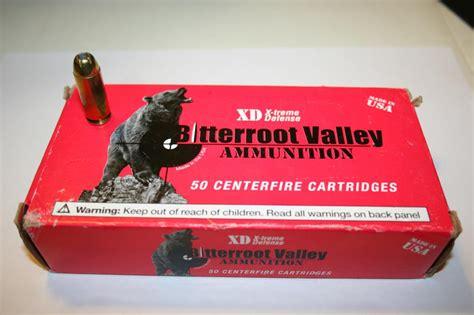 Ammunition Bvac Bitterroot Valley Ammunition & Components.