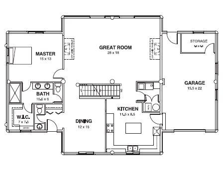 Cabin Plans Edmonton
