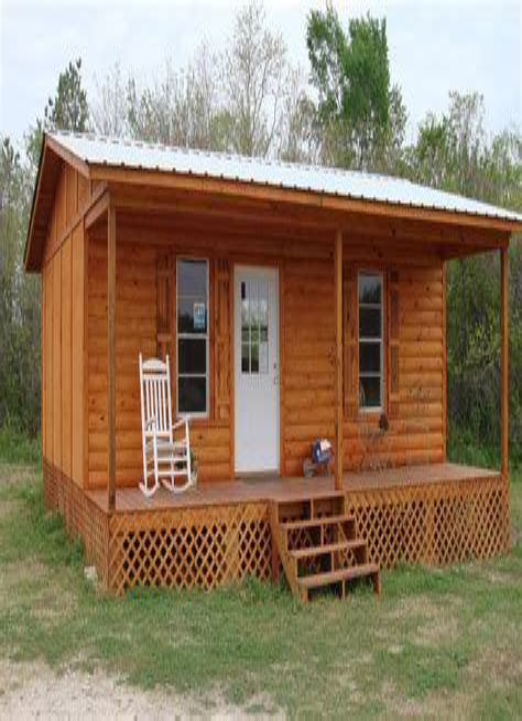Cabin Plans Kit Homes