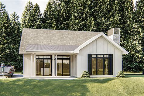 Cabin Plans With Bunk Room