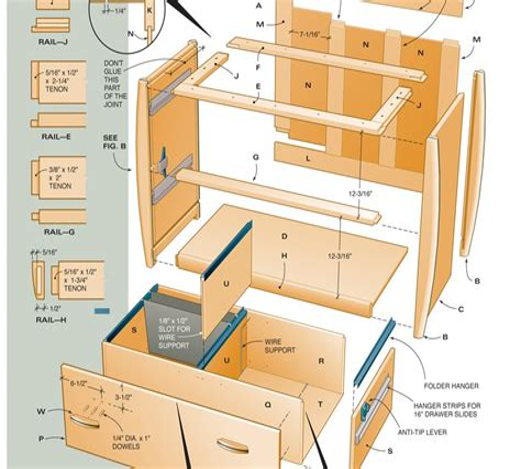 Cabinet Door Plans Free
