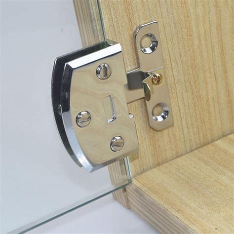 Cabinet Glass Door Hardware