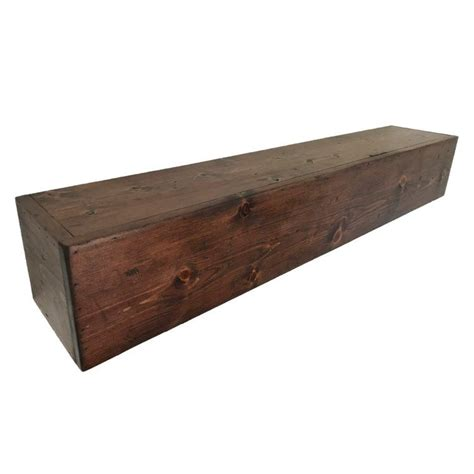 Cabriales Mantle Floating Shelf