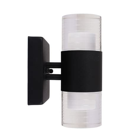 Cage 2-Light LED Armed Sconce