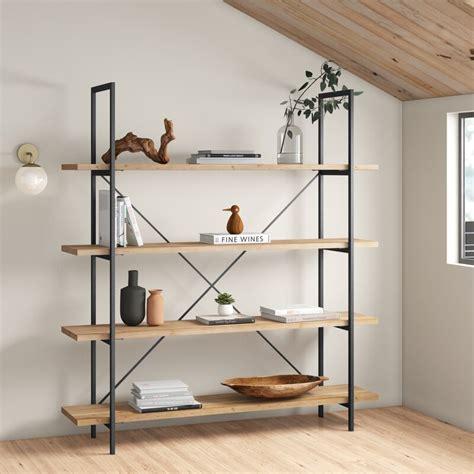 Caitlyn Etagere Bookcase