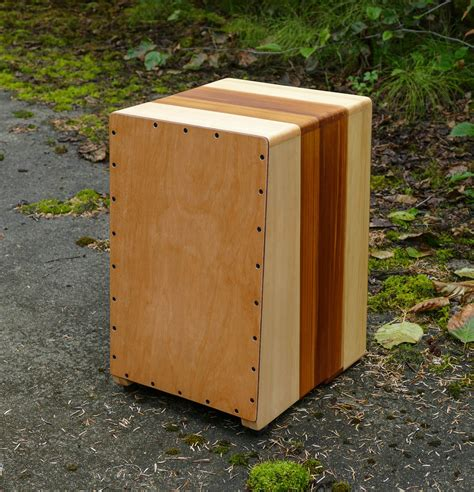 Cajon Woodworking Plans