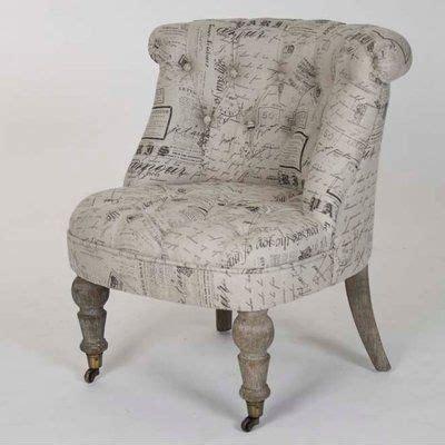 Cajsa Slipper Chair