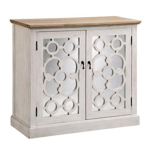 Caledonian 2 Door Accent Cabinet