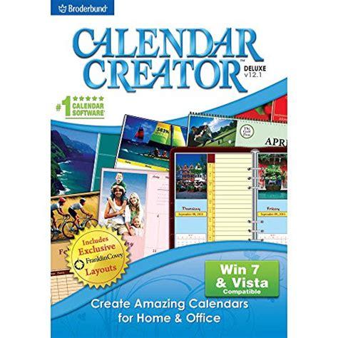 photo calendar creator software free download full version