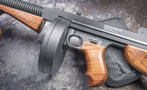 Tommy-Gun Caliber Of Tommy Gun.