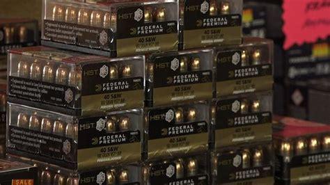 Ammunition California Ammunition Laws 2016.