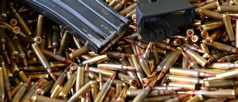 Ammunition California First State To Require Background Checks To By Ammunition.