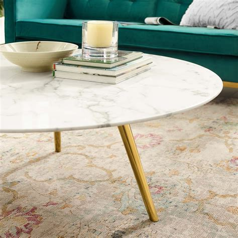 Callimont Marble End Table