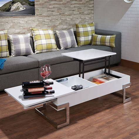 Calnan Coffee Table with Lift Top