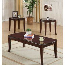 Camarillo 3 Piece Coffee Table Set By Acme Furniture