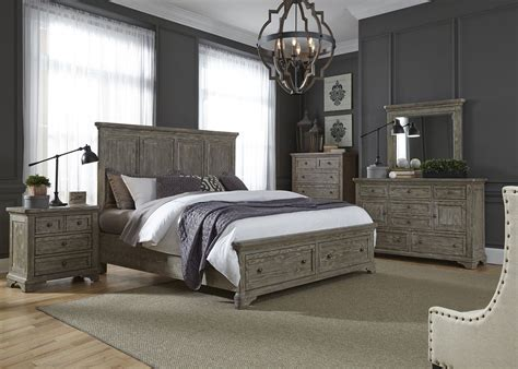 Cambria Platform Configurable Bedroom Set by Foundry Select