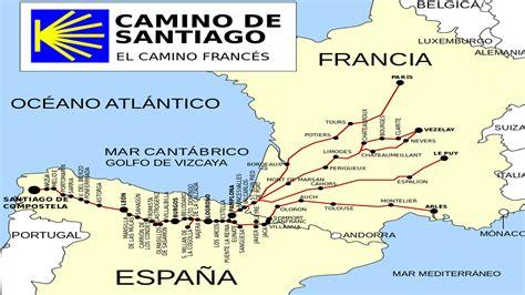 Camino Francés Etapas