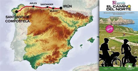 Camino Norte En Bici Etapas