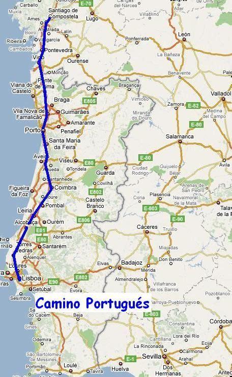 Camino Portugues Wikipedia
