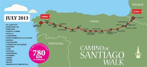 Camino Santiago Walk How Long