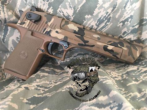 Desert-Eagle Camouflage Desert Eagle.