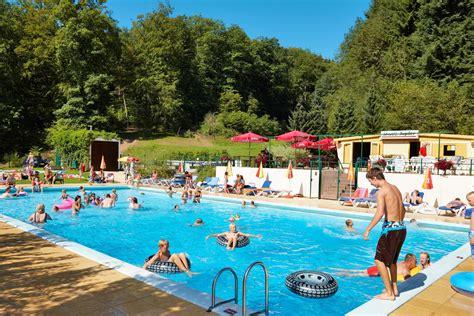 Camping Zwembad Belgie