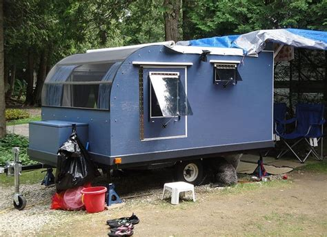 Camping Trailer Plans Diy
