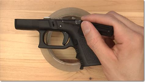 Glock-Question Cant Get Glock Trigger Pin Out.