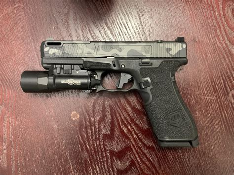Glock-Question Cant Put My Glock Gem5 17 Back.