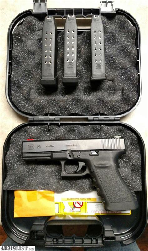 Glock-Question Can A Glock 20 Be Converted To 40 S&w.
