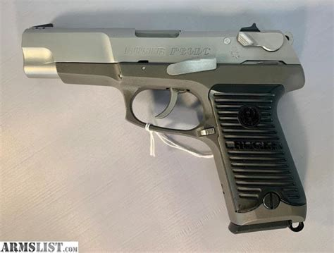 Ruger-Question Can A Ruger P89 Decocker Only Be Converted.