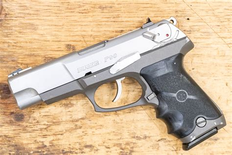 Ruger-Question Can A Ruger P90 45 Be Used For Hunting.