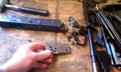 Ak-47-Question Can An Ak 47 Be Converted To Full Auto.