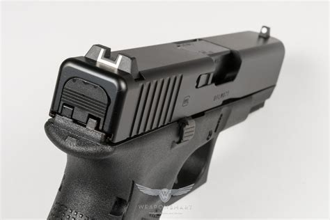Glock-Question Can Glock Fixed Sights Be Changed.