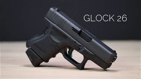 Glock-Question Can I Buy The Glock 26 In Ca.