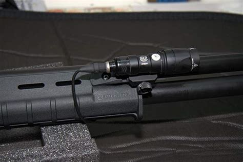 Magpul-Question Can I Mount A Rail To My Magpul 870 Forend.