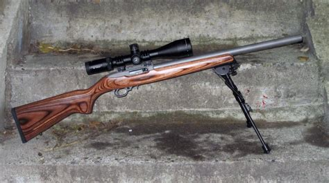 Ruger-Question Can I Put A Acog Sight On My Ruger American.