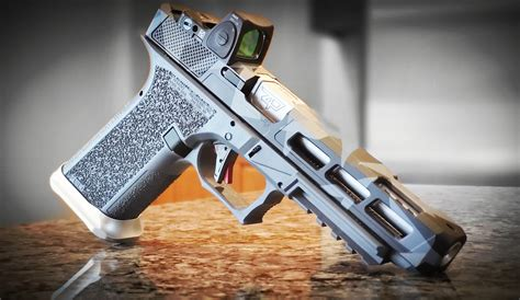 Glock-Question Can I Use A Glock 2 Slide On A Polymer80.
