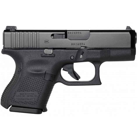 Glock-Question Can I Use Federal Rounds In A Glock 26.