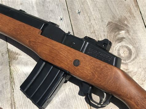Ruger-Question Can Ruger Mini 14 Shoot 5.56.