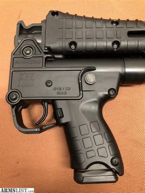Glock-19 Can Sub 2000 Gen 2 Take Glock 19 Mags.
