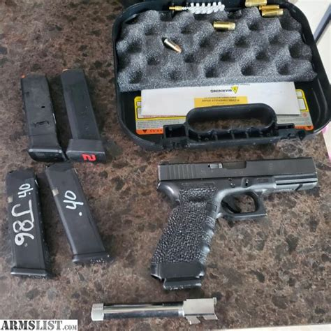 Glock-Question Can You Change A Glock 37 To Anoter Caliber.
