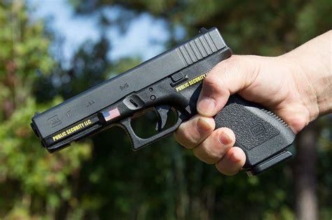 Glock-19 Can You Conceal Carry A Glock 19.