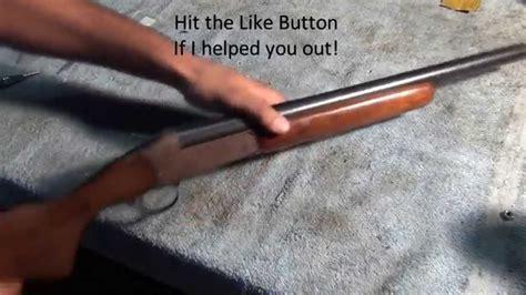 Shotgun-Question Can You Replace Sight On A Shotgun Riffle Barrel.