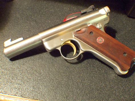 Ruger-Question Can You Shoot 22 Shorts In A Ruger Mark Ii.