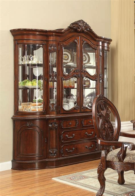 Canale Lighted China Cabinet